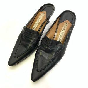 Donald Pliner Slip On Heels